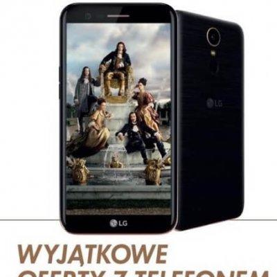 nc+ Telefon LG K10 (2017) lub Huawei P9